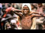 Famine in the world