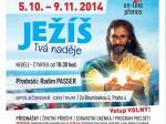 JEŽÍŠ - TVÁ NADĚJE - série přednášek